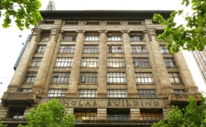 Nicholas Building - where Vali Myers had her studio