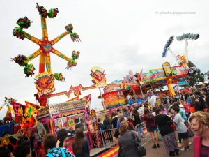The Royal Melbourne Show - I loved getting show bags full of lollies and toys