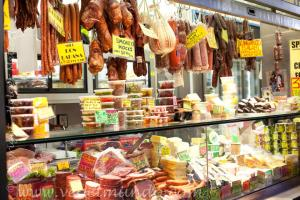 Queen Victoria Market - how I miss the delicatessens!
