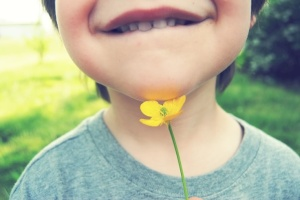 Holding buttercups under your chin to see if you liked butter or not.